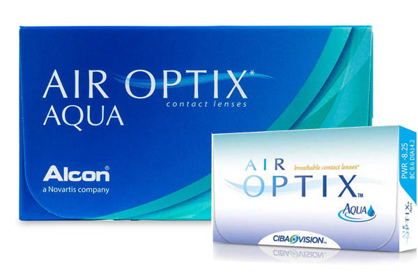 Air Optix Aqua (3 lens.)