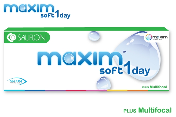 Maxim soft 1Day Multifocal (30lens.)