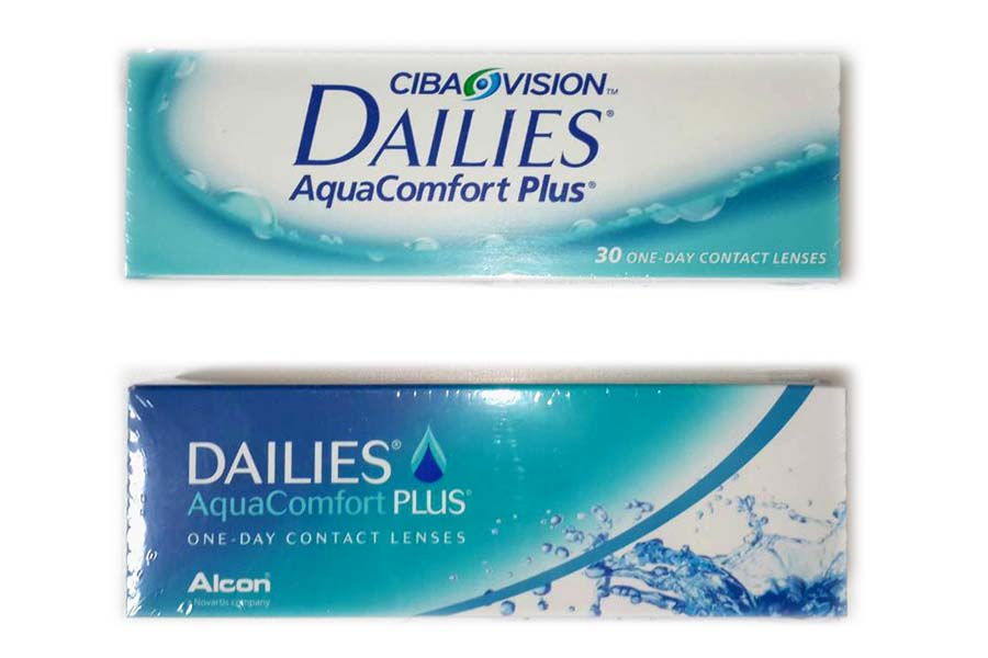 Dailies AquaComfort Plus (30 lens.)