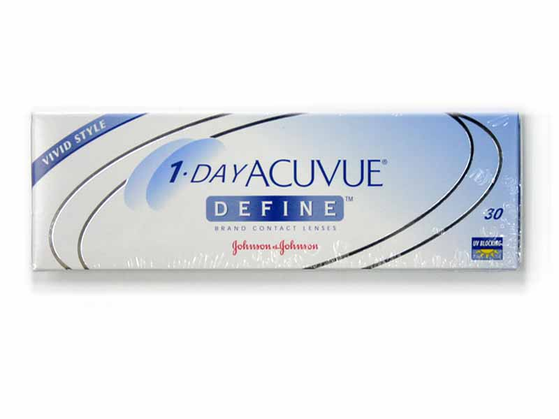 Acuvue Oneday Define (30 lens.)