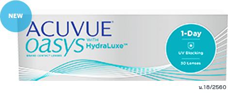 Acuvue Oasys 1Day (30 lens.)