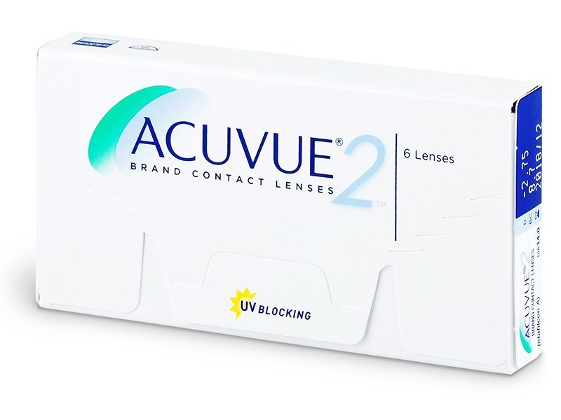 Acuvue 2 (6 lens)