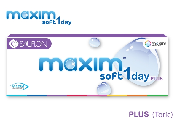 Maxim Soft 1Day Toric (30 lens.)
